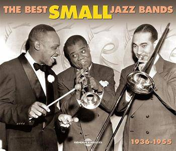 VA - The Best Small Jazz Bands 1936-1955 (2007) 2CDs