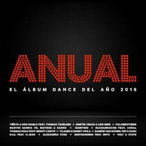 VA - Anual - El Album Dance Del Año (2016)