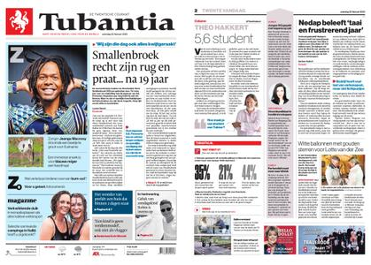 Tubantia - Hengelo – 22 februari 2020