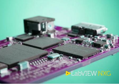 NI LabVIEW NXG 4.0 FPGA Module