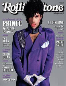 Rolling Stone France - juin 2016