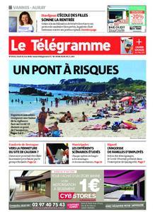 Le Télégramme Auray – 21 mai 2020