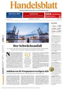 Handelsblatt - 16. Mai 2018