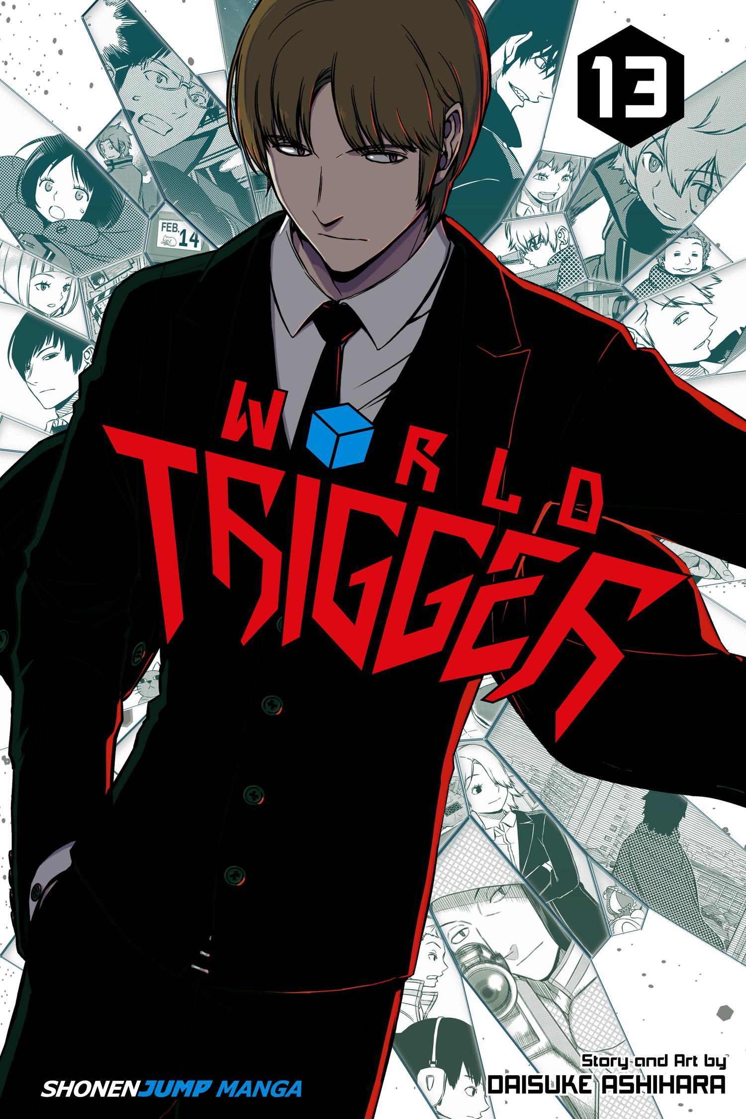 World Trigger v13 2016 Digital LuCaZ