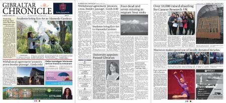 Gibraltar Chronicle – 03 April 2018