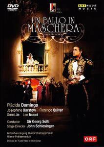 Georg Solti, Wiener Philharmoniker, Placido Domingo, Josephine Barstow - Verdi: Un ballo in maschera  (2011)