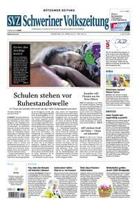 Schweriner Volkszeitung Bützower Zeitung - 23. April 2019
