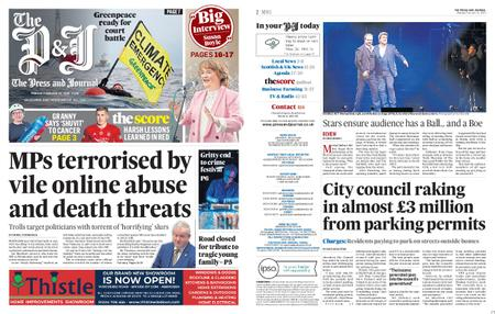 The Press and Journal Aberdeen – February 24, 2020