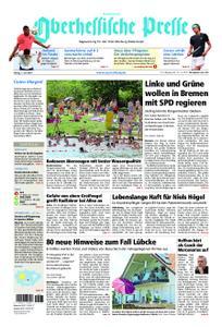 Oberhessische Presse Hinterland - 07. Juni 2019