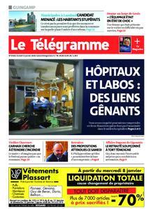 Le Télégramme Guingamp – 11 janvier 2020