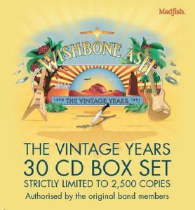 Wishbone Ash - Wishbone Ash: The Vintage Years 1970 - 1991 (30CD Box Sets, 2018)