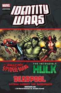 Deadpool Amazing Spider Man Incredible Hulk Identity Wars (2011) (Digital) (Kileko Empire