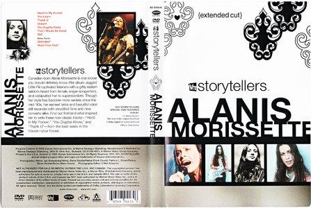 Alanis Morissette - VH1 Storytellers (2005)