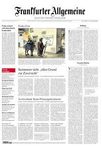 Frankfurter Allgemeine Zeitung - 24 Dezember 2020