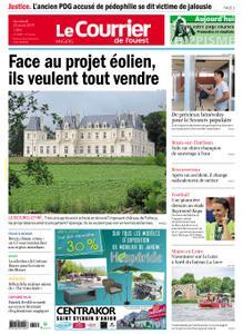 Le Courrier de l'Ouest Angers – 23 août 2019