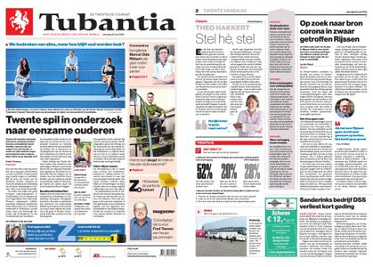 Tubantia - Enschede – 23 mei 2020