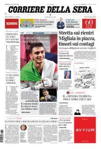 Corriere della Sera - 25 Luglio 2021