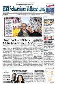 Schweriner Volkszeitung Hagenower Kreisblatt - 06. Oktober 2018