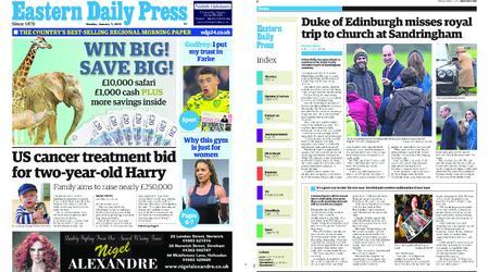 Eastern Daily Press – January 07, 2019