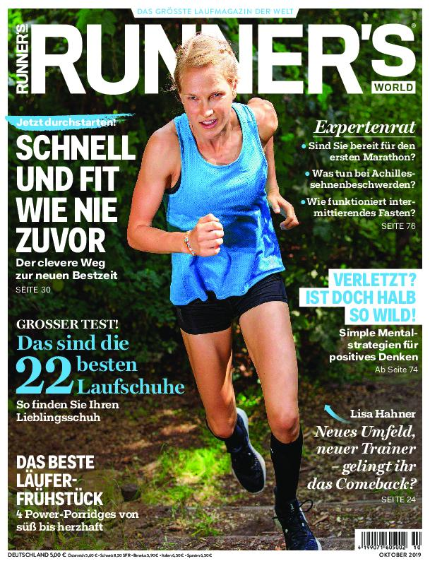 Runner's World Deutschland – September 2019