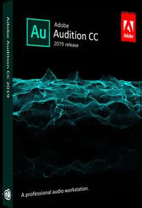 Adobe Audition CC 2019 v12.1.0.182 Portable