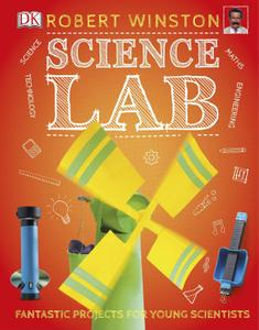 Science Lab: Fantastic Projects for Young Scientists (Maker Lab)