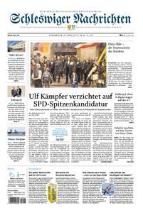 Schleswiger Nachrichten - 25. April 2019