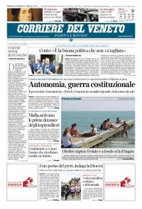 Corriere del Veneto Padova e Rovigo – 23 ottobre 2019