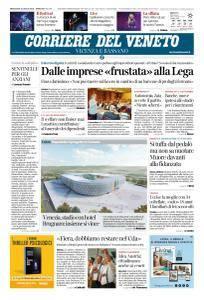 Corriere del Veneto Vicenza e Bassano - 25 Luglio 2018