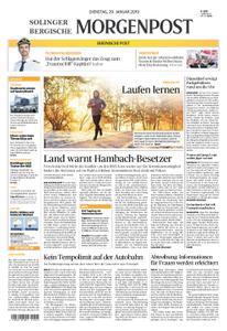Solinger Morgenpost – 29. Januar 2019