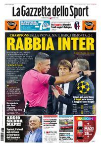 La Gazzetta dello Sport Roma – 03 ottobre 2019