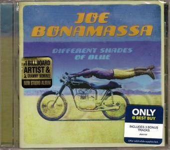 Joe Bonamassa - Different Shades Of Blue (2014) {Best Buy Exclusive Edition}
