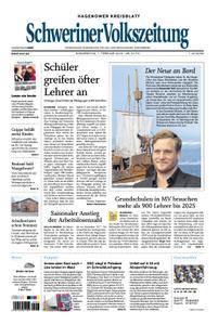 Schweriner Volkszeitung Hagenower Kreisblatt - 01. Februar 2018