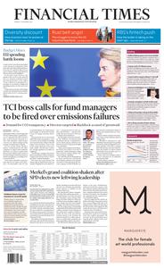 Financial Times UK – 02 December 2019