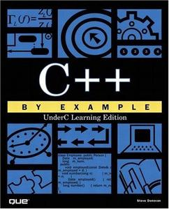 C++ by Example: ''UnderC'' Learning Edition