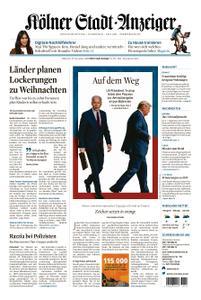 Kölner Stadt-Anzeiger Rhein-Erft-Kreis/Bornheim – 25. November 2020