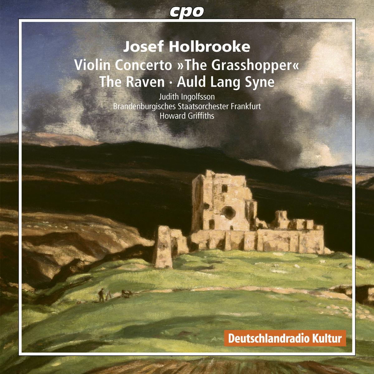 Griffiths, Howard - Holbrooke: Symphonic Poems, Vol. 2 (2016)