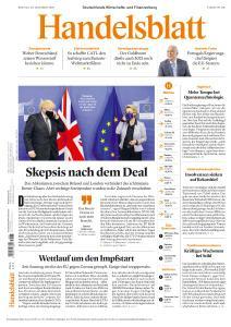 Handelsblatt - 28 Dezember 2020