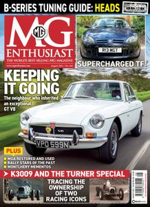 MG Enthusiast – August 2021