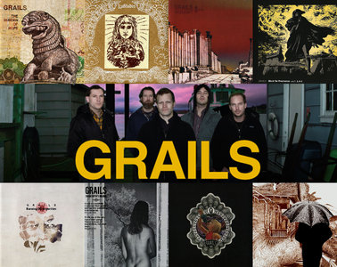 Grails - Albums Collection 2003-2011 (8CD) [Re-Up]