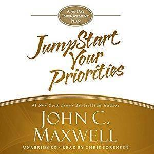 Jumpstart Your Priorities: A 90-Day Improvement Plan [Audiobook]