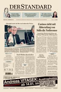 Der Standard – 03. Dezember 2019