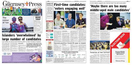 The Guernsey Press – 21 September 2020