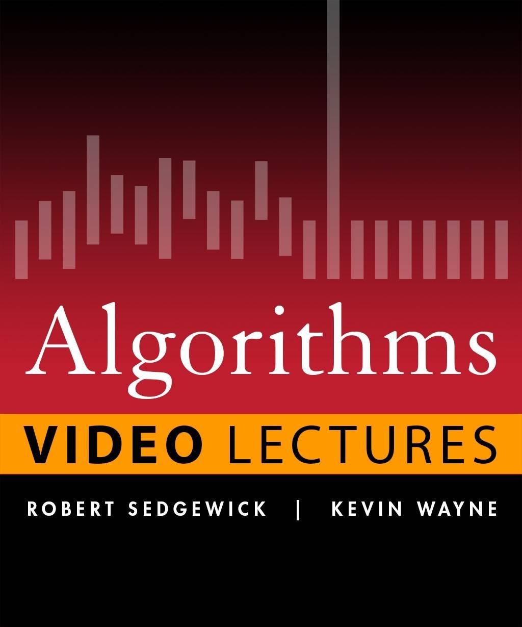 Lecture Series: Algorithms 24 Part Lecture Series [repost