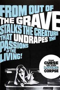 The Curse of the Living Corpse (1964)