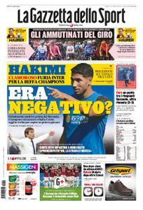 La Gazzetta dello Sport Bergamo – 24 ottobre 2020