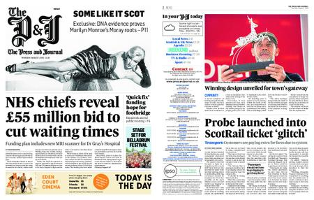 The Press and Journal Moray – August 01, 2019