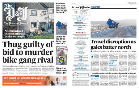 The Press and Journal Moray – February 04, 2020