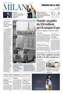 Corriere della Sera Milano - 23 Febbraio 2018