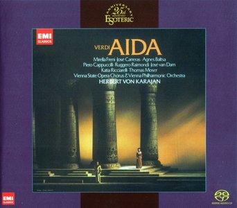 Mirella Freni, Jose Carreras, Wiener Philharmoniker, Karajan - Verdi: Aida (1980) [Japan 2012] PS3 ISO + FLAC {RE-UP}
